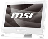 "Моноблок MSI AE2220-282 White 21.5"" WXGA Multi-touch panel/Intel Core Duo T6600(2.2Ghz)/4Gb/500Gb/NVIDIA GeForce 9300 /DVD±RW Super Multi/WiFi/Web-cam 1.3M/Win 7 Home Premium"