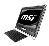 "Моноблок MSI AE2260-015RU Black 21.5"" WXGA Multi-touch panel/Intel C2D E5500 (2.8GHz) /3Gb/500Gb/ATI5430 512Mb/DVD±RW Super Multi/WiFi/Web-cam 1.3M/Win 7 Premium"