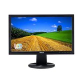 "Монитор 18,5"" Wide TFT Asus VW197D Black (LED-подсветка, 10M:1, 250cd/m2, 5мс)"