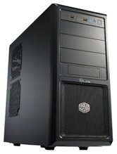 Корпус Cooler Master Elite 370 (RC-370-KKN1), чёрный, ATX, без БП
