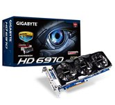 Видеокарта Gigabyte PCI-E (GV-R697OC-2GD) Radeon 6970 2Gb (256bit) DDR5 Dual DVI/  Display Port/ HDMI/ DP/ Retail