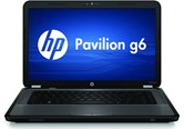 Ноутбук HP Pavilion g6-1058er <LW072EA> 15.6&quot; HD/Core i5-2410M/4Gb/320Gb/ATI HD6470 1Gb/DVD±RW/Web-cam/WiFi/BT/6cell/W7HB/Charcoal Grey