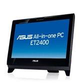 "Моноблок Asus All-in-One ET2400INT 24"" MultiTouch/A220/2Gb/500Mb/DVD-SMulti/WiFi/Web cam/DOS/KB+m/Black"