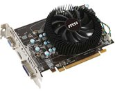 Видеокарта MSI PCI-E R6770-MD1GD5 Radeon 6770 1Gb DDR5 (128bit) VGA DVI HDMI Retail