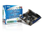 Материнская плата MSI E350IS-E45 (AMD® Hudson M1+AMD Zacate E350) Mini-ITX  Retail