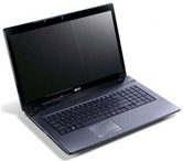 Ноутбук Acer Aspire AS5750G-2414G32Mnbb <LX.RMT01.004> 15.6&quot; HD LED/Intel Core i5 2410M/4Gb/320Gb/1Gb nVidia GF520M/DVD±RW/WiFi/6 Cell/WebCam 1.3/HDMI/2.6kg/W7HB 64 blue/blue