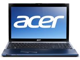 Ноутбук Acer Aspire TimelineX AS5830TG-2314G50Mnbb (Blue) <LX.RHJ02.004> 15.6&quot; HD LED/Intel Core i3 2310M/4Gb/500Gb/1Gb Nvidia GF 540/DVD±RW/WiFi/BT3.0/USB 3.0/6 Cell(8hrs)/WebCam 1,3/2.49kg/W7HP 64