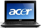 Нетбук Acer Aspire One AO522-C5Dkk (Black) <LU.SES0D.155> 10.1&quot; 1280x720 LED/AMD C50 DualCore/1Gb/250Gb/AMD6250/WiFi/WebCam 0,3/5-in-1/6Cell2.2 (6hrs)/1.3kg/Win 7ST