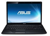 "Ноутбук ASUS P52F 15.6"" HD LED/Intel Core i3 380M(2.53GHz)/3Gb/320Gb/DVD±RW SM/WiFi/Cam/W7HB/ Black"