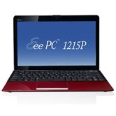 "Нетбук ASUS EEE PC 1215P 12.1"" WXGA LED/Intel Atom N570 (1.66Ghz)/2Gb/320Gb/GMA X3150(int)/WiFi/6Cell/BT/Web-cam/W7S/  Red"