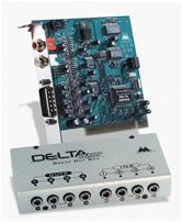 Звуковая карта M-Audio Delta 66 - Professional 6-In/6-Out Audio Card with Digital I/O