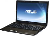 "Ноутбук ASUS K52JU 15.6"" HD LED/Intel Core i5 480M(2.66GHz)/4Gb/320Gb/512Mb ATI Radeon HD6370/DVD±RW SM/WiFi/Сam/W7HB"