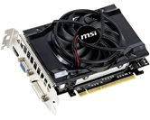 Видеокарта MSI PCI-E N450GTS-MD2GD3 GeForce with CUDA GTS450 2Gb DDR3 (128bit) VGA DVI HDMI  Retail