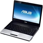 "Ноутбук ASUS U41SV 14"" HD LED/Intel Core i5 2410M(2.3GHz)/4Gb/640Gb/1Gb nVidia 540M/DVD±RW SM/WiFi/BT/Cam/W7HP/Silver"