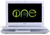 Нетбук Acer Aspire One AOD257-N57Cws (white/siver) <LU.SFW0C.035> 10,1&quot; LED/Intel Atom Dual-Core N570(1.66Ghz)/1Gb/250Gb/WiFi/WebCam 0,3/5-in-1/6Cell2.2 (8hrs)/1.3kg/LinpusMG