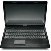 Ноутбук Lenovo IdeaPad G575A <59-301231> 15.6&quot; WXGA LED/AMD Fusion E350 (1.6GHz)/2Gb/500Gb/1Gb ATI Radeon HD6370/DVD±RW/WiFi/Web-cam/6Cells/DOS