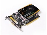 Видеокарта ZOTAC PCI-E GeForce with CUDA GTS450 ECO Edition (600MHz) 2GB DDR3 (128bit)  DVI HDMI DP (ZT-40509-10L) Retail