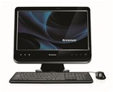 "Моноблок Lenovo IdeaCentre C205 (57-301422) 18.5"" /Fusion E350 (1.6GHz)/2Gb/320Gb/ATI Radeon HD6310/DVDRW/WiFi/WebCam/Keyboard&Mouse/W7S/Black"