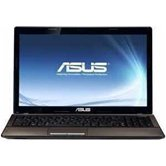 "Ноутбук ASUS K53SV 15.6"" HD+ LED/Intel Core i5 2410M(2.3GHz)/4Gb/500Gb/1Gb nVidia 540M/DVD±RW SM/WiFi/Cam/W7HB/ Brown"