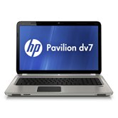 Ноутбук HP Pavilion dv7-6b52er (Metal steel gray) <A2T84EA> 17.3&quot; /Core i5-2430M/6Gb/750Gb/HD6770 2Gb DDR5/WiFi/BT/WebCam/W7 HP