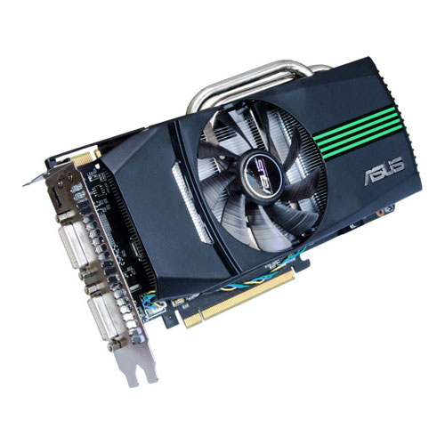 Видеокарта ASUS PCI-E ENGTX560 Ti DC/2DI/1GD5  GeForce GTX560Ti  with CUDA 1GB DDR5 (256bit) Dual DVI miniHDMI Retail