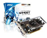 Видеокарта MSI PCI-E N440GT-MD1GD3/LP GeForce with CUDA GT440 1Gb DDR3 (128bit) DVI VGA HDMI  OEM
