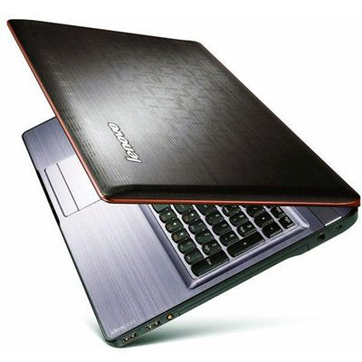 Ноутбук Lenovo IdeaPad Y570 <59-312461> 15.6&quot; WXGA LED/Intel Core i5 2430 (2.4GHz)/ 4Gb/ 750Gb/ 1GB Nvidia GT555M/ DVD±RW/ WiFi/ BT/ Web-cam/ Win7 HB