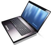 Ноутбук Lenovo IdeaPad G770A <59-314725> 17.3&quot; HD LED/Intel Core i3-2330M (2.2Ghz)/ 4Gb/ 750Gb/ 2Gb ATI Radeon HD6650/ DVD±RW/ WiFi/ BT/ Web-cam/ Win7 Home Basic