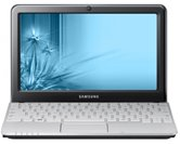 "Нетбук Samsung NC110-A08 10.1"" WSVGA LED/Intel Atom N455 (1.66Ghz)/1Gb/320Gb/WiFi/6Cell/BT/Web-cam/W7S/ White"