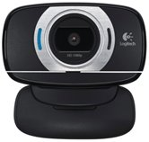 Веб-камера Logitech HD Webcam C615  (USB 2.0, 1920x1080, 2 MP, микрофон)