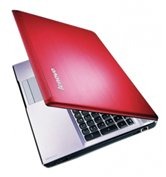 "Ноутбук Lenovo IdeaPad Z570 <59-308305> 15.6"" WXGA LED/Intel Core i5 2410 (2.3GHz)/4Gb/500Gb/1GB GT540M/DVD±RW/WiFi/BT/Web-cam/6cells/Win7 HB/Metallic Red"