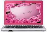 "Ноутбук Sony VPC-YB3Q1R/P 11,6"" HD LED/AMD E-450(1.66GHz)/2Gb/320Gb/ATI Radeon HD6320 (int)/WiFi/Cam/BT/W7HB/ Pink"