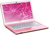 "Ноутбук Sony VPC-CA3S1R/P 14"" HD LED/Intel Core i3 2330M(2.2GHz)/4Gb/500Gb/1Gb AMD HD6630/DVDRW/WiFi/Cam/BT/W7HP/ Pink"