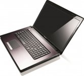 Ноутбук Lenovo IdeaPad G770A1 <59-314723> 17&quot; HD LED/Intel Core i5-2430M (2.4Ghz)/4Gb/500Gb/1Gb ATI Radeon HD6650/DVD±RW/WiFi/6Cells/Web-cam/Win7 Home Basic/Dark Brown
