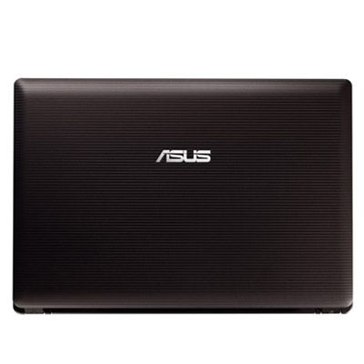 "Ноутбук ASUS K43E 14"" HD LED/Intel Core i5 2430M(2.4GHz)/4Gb/500Gb/Intel HD Graphics 3000(int)/DVD±RW SM/WiFi/BT/Cam/W7HP/Brown"