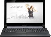 "Ноутбук ASUS N53SV (X5MS) 15.6"" HD LED/Intel Core i5 2430M(2.4GHz)/4Gb/500Gb/1Gb nVidia 540M/DVD±RW SM/BT/WiFi/Cam/W7HB/Silver"