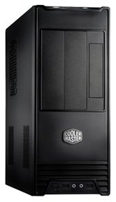 Корпус Cooler Master Elite 360 (RC-360-KKN1-GP), чёрный,  без БП, mATX, desktop/tower
