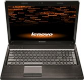 Ноутбук Lenovo IdeaPad G570 <59-314321> 15.6&quot; WXGA LED/Intel Core i5-2430M (2.4Ghz)/ 4Gb/ 320Gb/ 1Gb ATI Radeon HD6370/ DVD±RW/ WiFi/ Web-cam/ 6Cells/ DOS/ Dark Brown