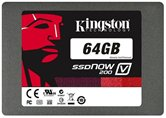 "Накопитель SSD Kingston 2,5"" SATA-III V200 Series 128GB SV200S37A/128G, MLC"