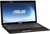 "Ноутбук ASUS K53SD 15.6"" HD LED/Intel Core i5 2430M(2.4GHz)/4Gb/500Gb/2Gb nVidia 610M/DVD±RW SM/WiFi/Cam/W7HB/Black"