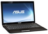 "Ноутбук ASUS K53Z (X53Z) 15.6"" HD LED/AMD E2-300M (1.8GHz)/3Gb/320Gb/AMD HD6380(int)/DVD±RW SM/WiFi/Cam/Dark Brown/W7HB"