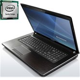 Ноутбук Lenovo IdeaPad G770 <59-319248> 17.3&quot; HD LED/ Intel Core i5-2450M (2.5Ghz)/ 4Gb/ 500Gb/ 1Gb ATI Radeon HD6650/ DVD±RW/ WiFi/ Web-cam/ DOS