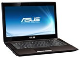 "Ноутбук ASUS K43TA 14"" HD LED/AMD A6 3400M(1,4Ghz)/4Gb/500Gb/1Gb ATI Radeon HD6720G2/DVD±RW SM/WiFi/Cam/W7HB/ Brown"