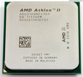 Процессор AMD Athlon II X4 631 (2.6GHz, 4 ядра, 4MB, TDP 100W) FM1 OEM