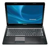 Ноутбук Lenovo IdeaPad G570 <59-319674> 15.6&quot; WXGA LED/ Intel B800 (1.5Ghz)/ 2Gb/ 500Gb/ 512M ATI Radeon HD6370/ DVD±RW/ WiFi/ Web-cam/ 6cells/ Win7 HB