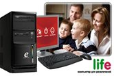 ПК ЭКСИМЕР® LIFE-A 5701/A4-3400/4096Mb/500Gb/iHD6410D up1536Mb/DVD-RW/CR/Win 7St