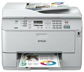 МФУ А4 EPSON WorkForce Pro WP-4525DNF (принтер, сканер, копир и факс)