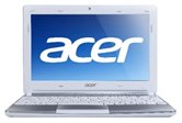 Нетбук Acer Aspire One AOD270-268ws <LU.SGE08.009> 10,1&quot; LED/Intel Atom 2600B(DualCore)/2Gb/320Gb/WiFi/WebCam 0,3/5-in-1/6Cell2.2 (8hrs)/1.3kg/W7ST32 белый/серый