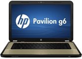 Ноутбук HP Pavilion g6-1353er (butter gold) <A8W53EA> 15.6&quot; LED/Core i3-2350M/4Gb/640Gb/HD7450 1Gb/DVD±RW/HDMI/WiFi/BT/WebCam/W7 HB