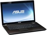 "Ноутбук ASUS K73TA 17.3"" HD+ LED/AMD A6 3400M(1,4Ghz)/4Gb/1000Gb/1Gb ATI Radeon HD6720G2/DVD±RW SM/WiFi/BT/Cam/DOS/ Black/Brown"